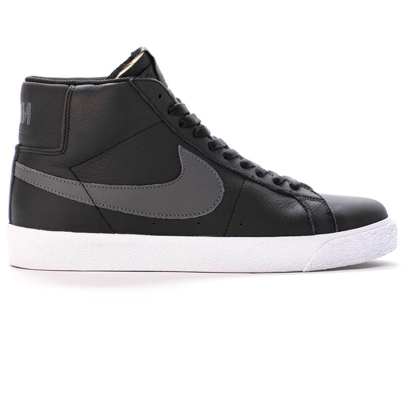 Nike SB Blazer Mid Iso Black/Dark Grey/Black/White