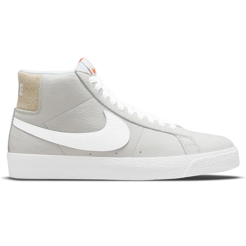 Nike SB Blazer Mid Iso White/White/White/Summit White