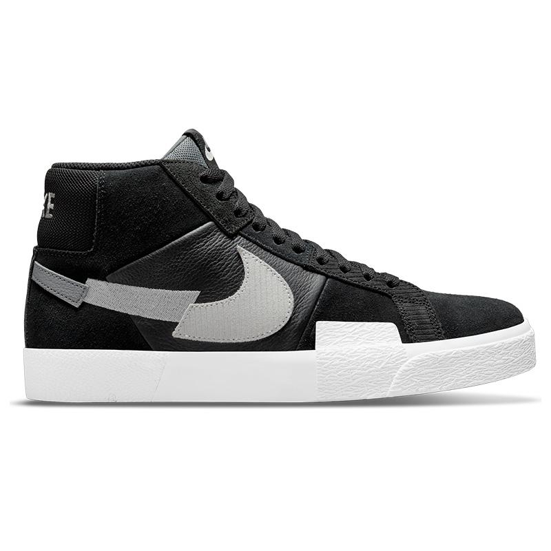 Nike SB Blazer Mid Premium Black/White/Wolf Grey/Cool Grey