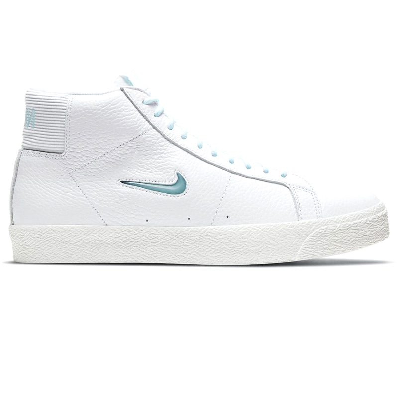 Nike SB Blazer Mid Premium White/Glacier Ice/White/Summit White