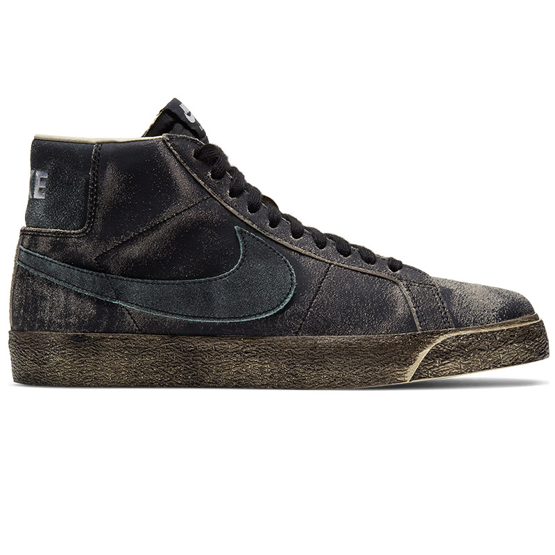 Nike SB Blazer Mid Premium Black/Light Dew/Coconut Milk/Light Dew