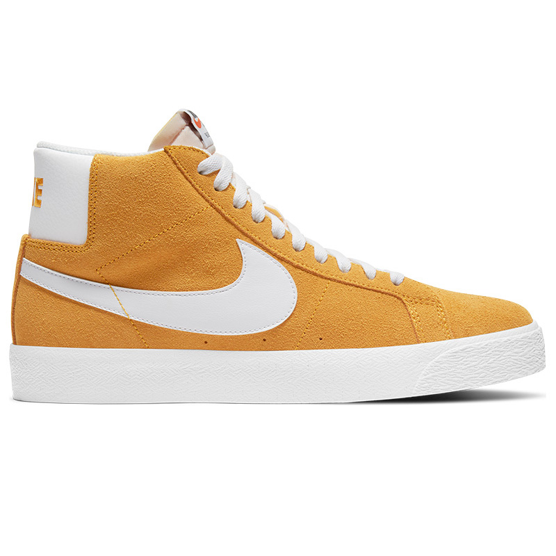 Nike SB Blazer Mid University Gold/White/University Gold