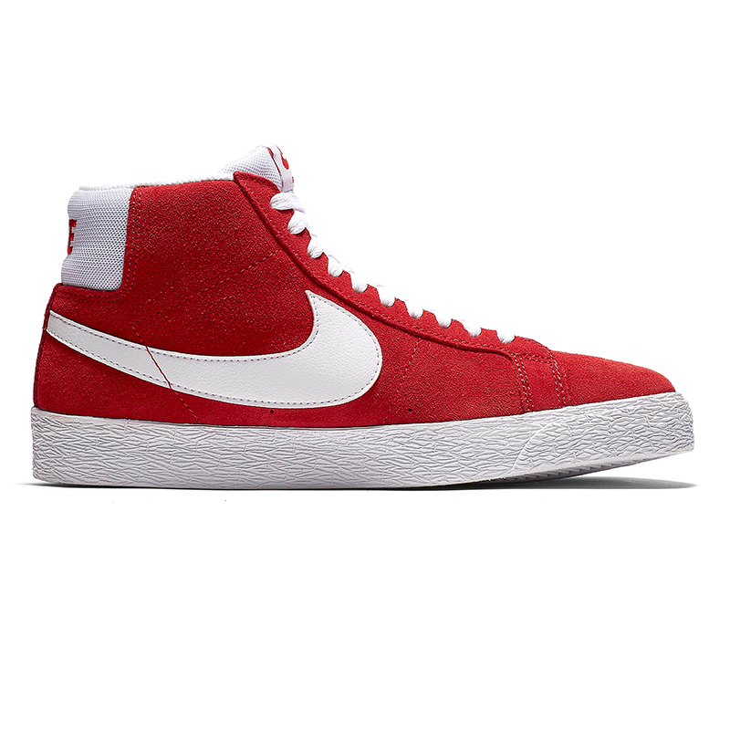 Nike SB Blazer Mid University Red/White