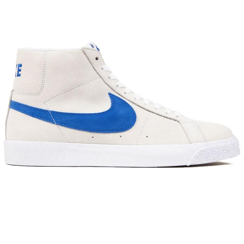 Nike SB Blazer Mid WhiteTeam RoyalWhiteCerulean