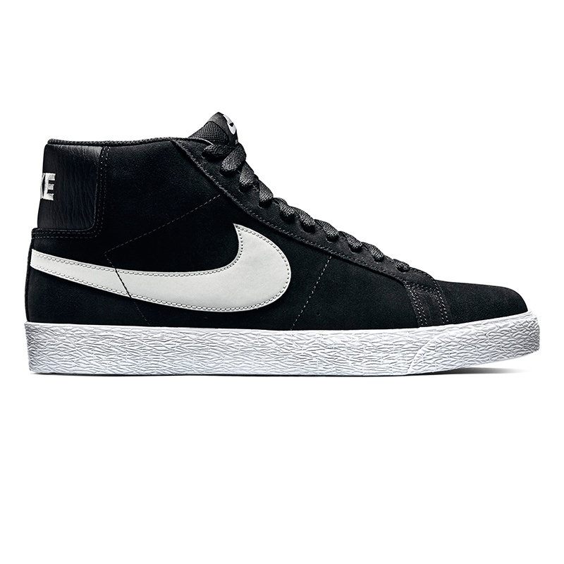 Nike SB Blazer Premium Se Black/Base Grey White