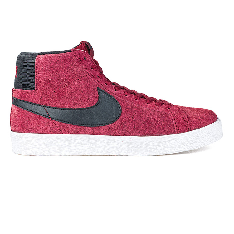 Nike SB Blazer Premium Se Team Red/Black/White