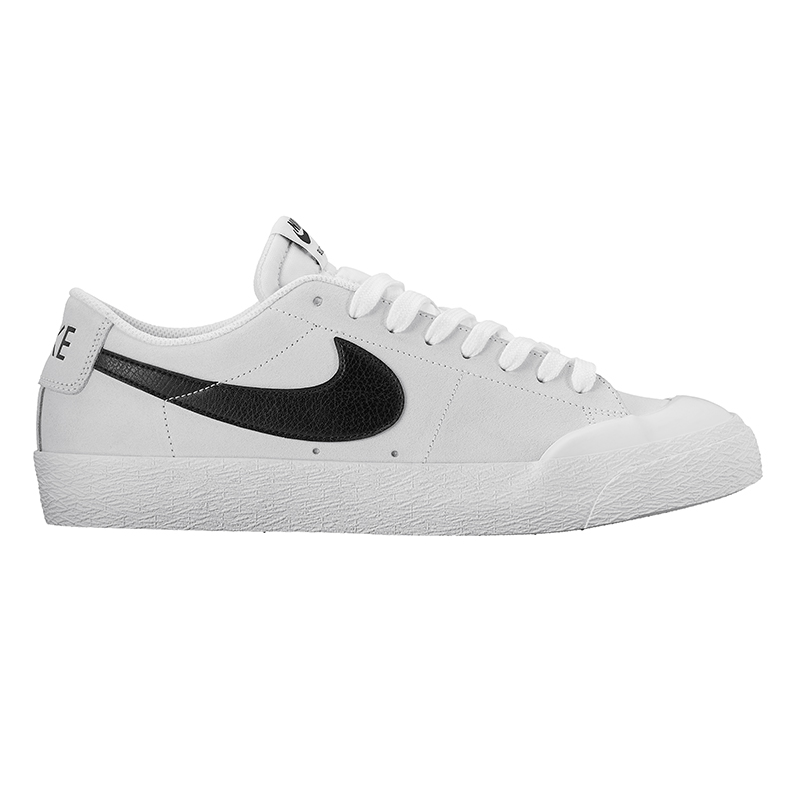 Nike SB Blazer Low Xt Summit White/Black/White/Gum Light Brown