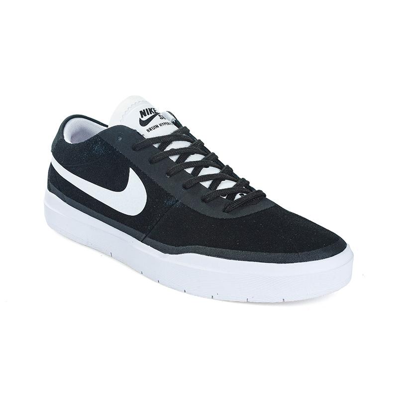 3a4d4618483696 Nike SB Bruin Hyperfeel Black White Whi Mens US 8.5 - Eur 42 ...