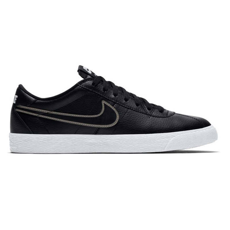 Nike SB Bruin Premium Se Black/Black/Mtlc Pewter
