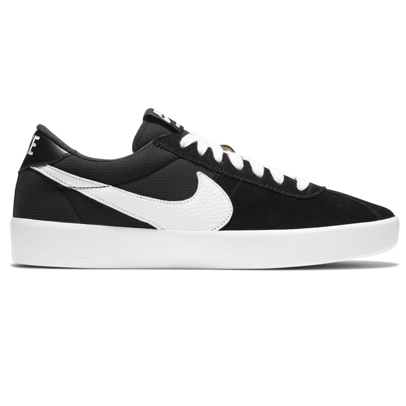 Nike SB Bruin React Black/White/Black/Anthracite
