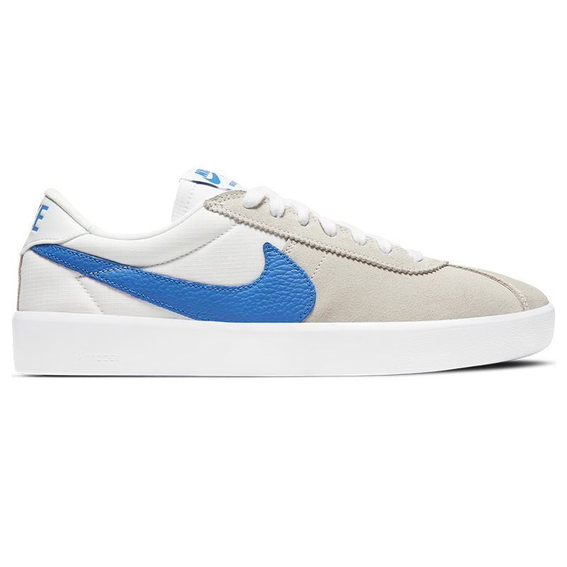 Nike SB Bruin React Summit White/Signal Blue/Summit White