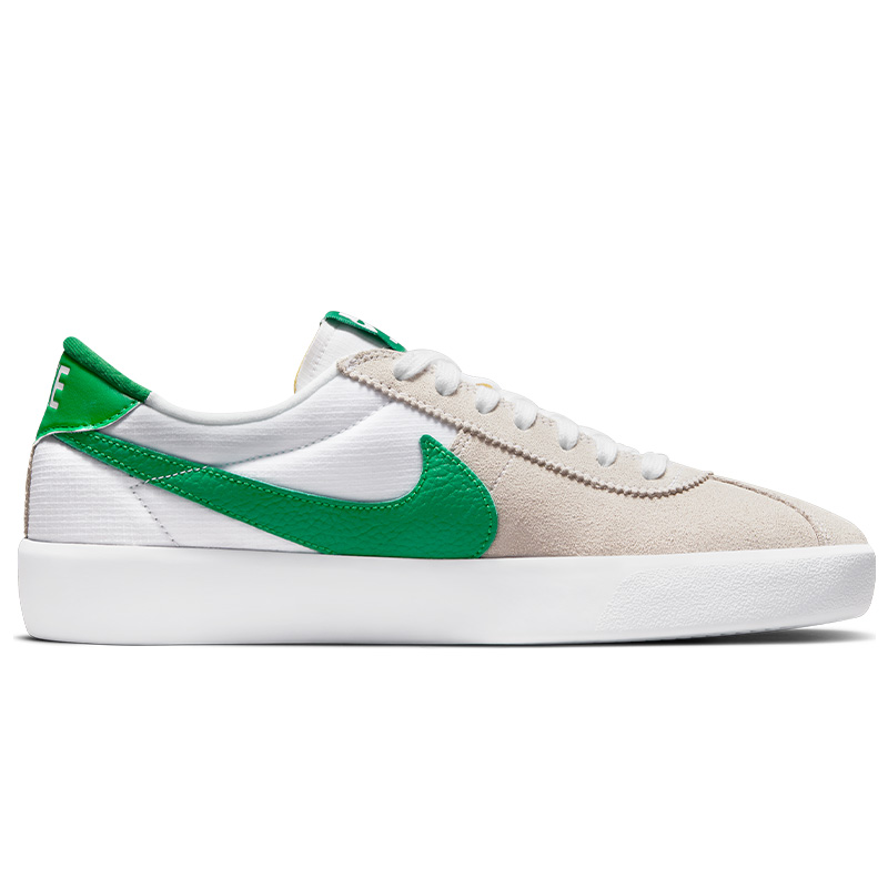 Nike SB Bruin React White/Lucky Green/White/Lucky Green