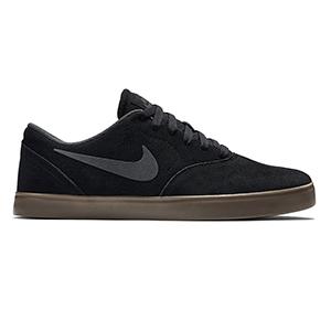 Nike SB Check Solar Black/Anthracite Gum Dark Brown