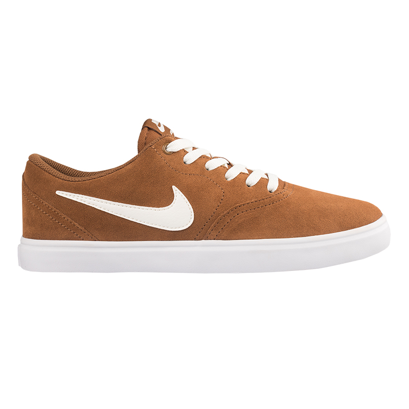 Nike SB Check Solar Lite British Tan/Sail White/Black