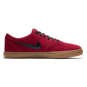 Nike SB Check Solar Red Crush/Black/Gum Light Brown