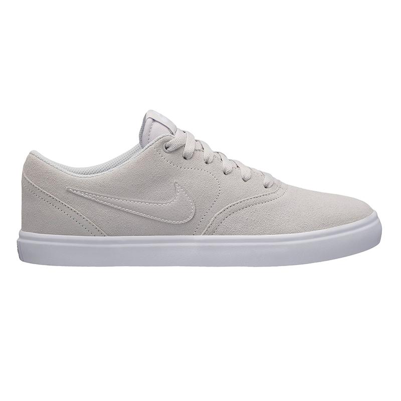 Nike SB Check Solarsoft Vast Grey/Vast Grey/White