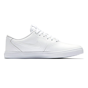 Nike SB Check Solarsoft White/White/White