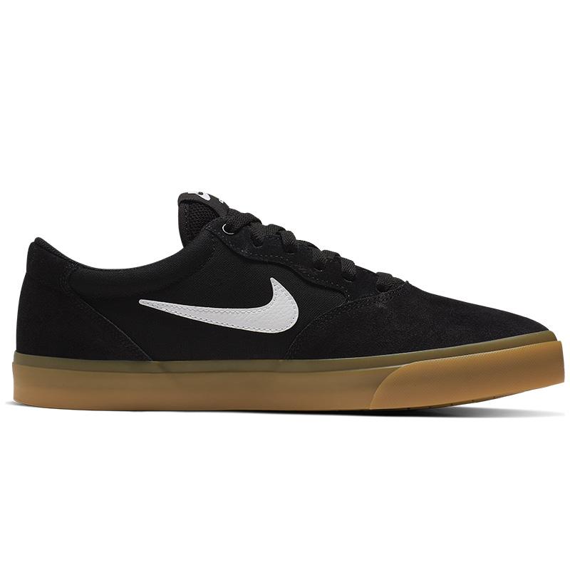 Nike SB Chron Slr Black/White/Black/Black