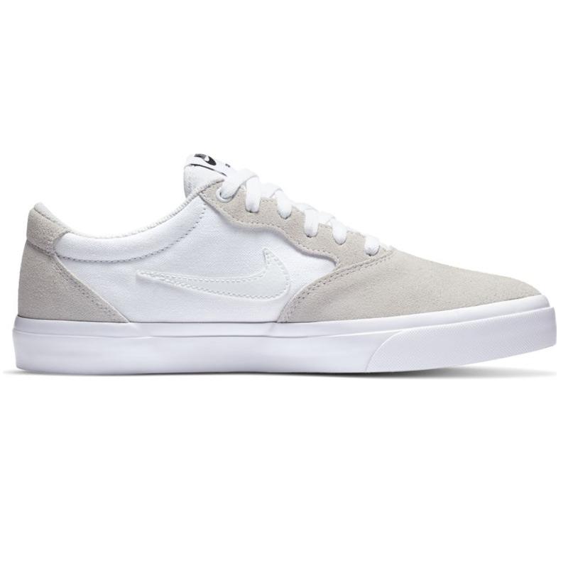 Nike SB Chron Slr White/White/White