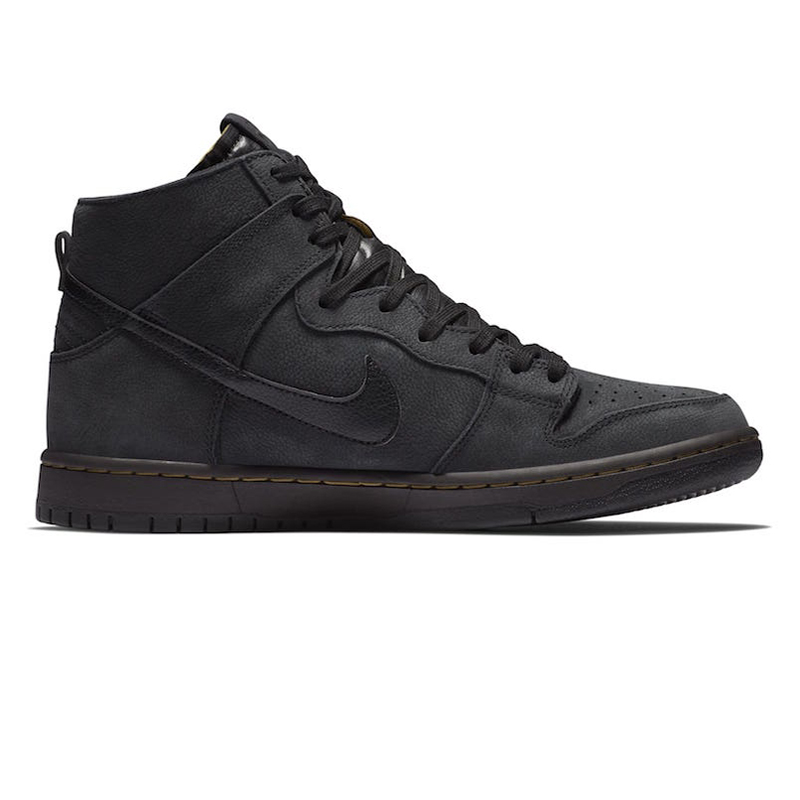 sneakers for cheap fbecc 65057 Nike SB Dunk High Pro Decon Premium BlackVelvet BrownPeat Moss