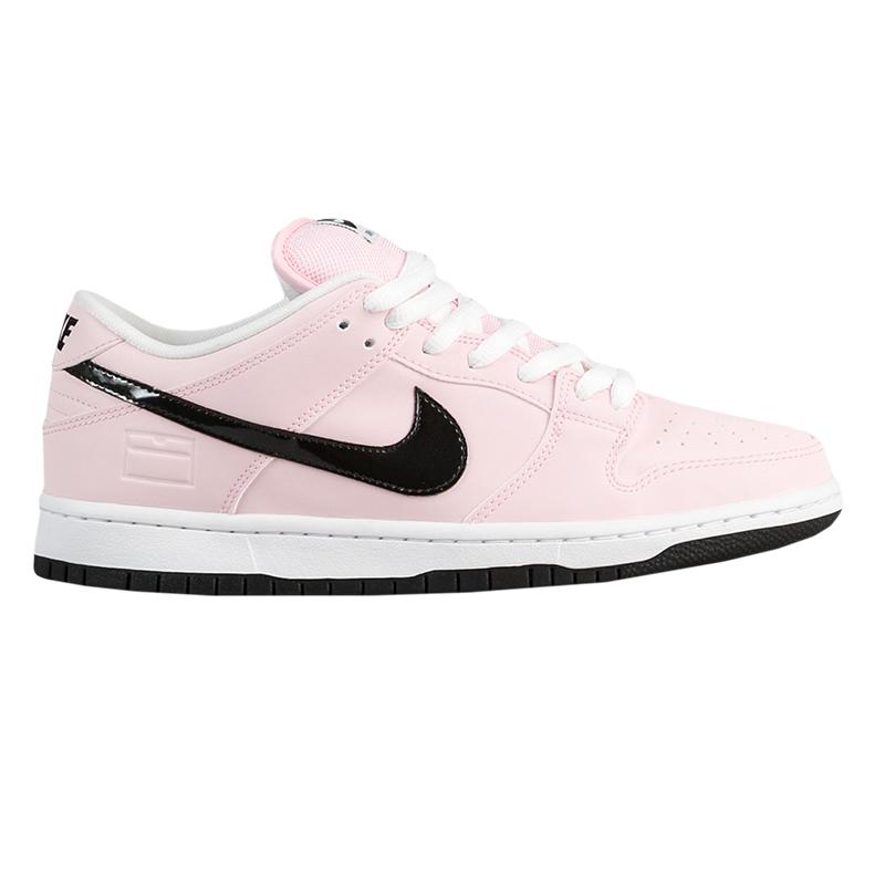 Nike SB Dunk Low Elite Prism Pink/Black/White