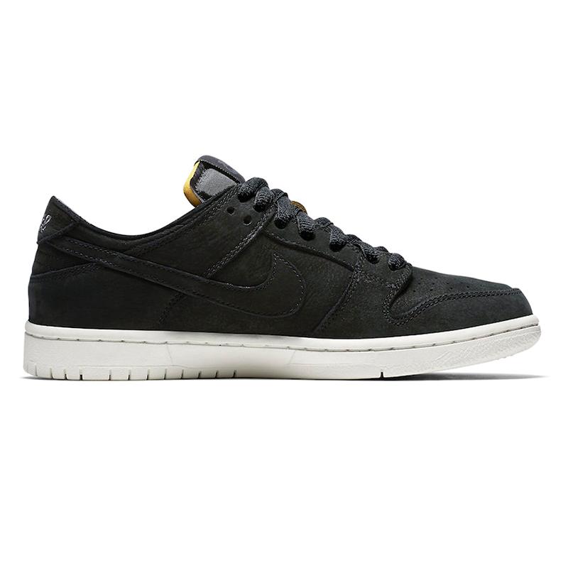 Nike SB Dunk Low Pro Decon Black/Black/Summit White/Anthracite