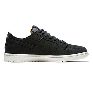 Nike SB Dunk Low Pro Decon Black/Black/Summit White/Anthracite