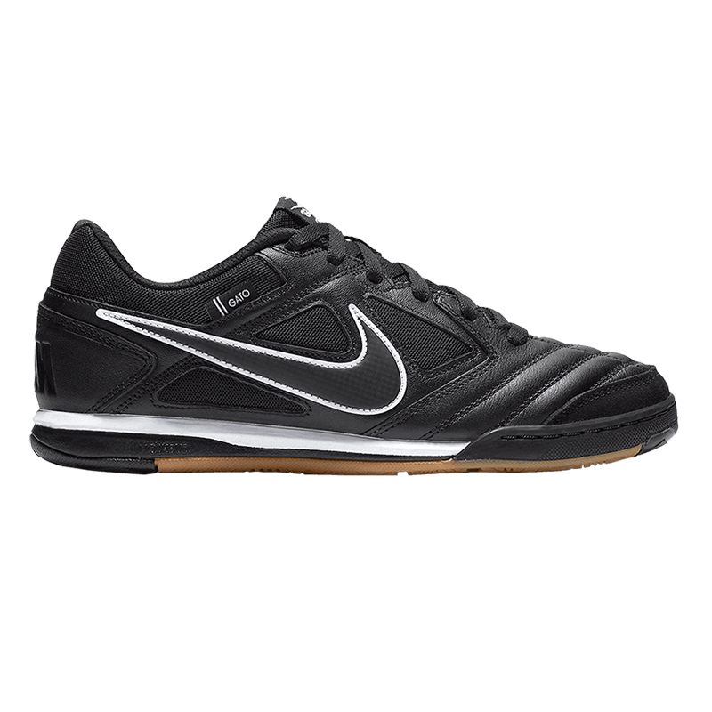 Nike SB Gato Black/Black/White Gum/Light Brown