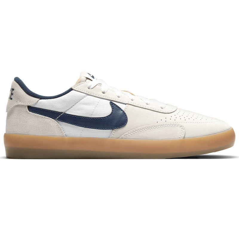 Nike SB Heritage Vulc Summit White/Navy/White/Gum Light Brown