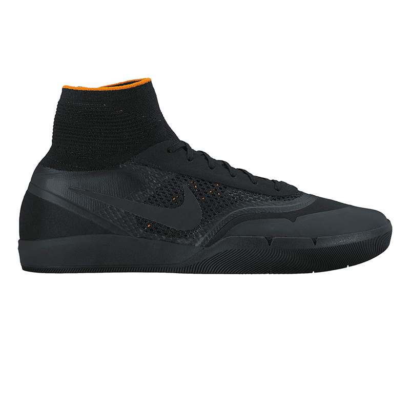 Nike SB Hyperfeel Koston 3 Xt Black/Silver Clay Orange