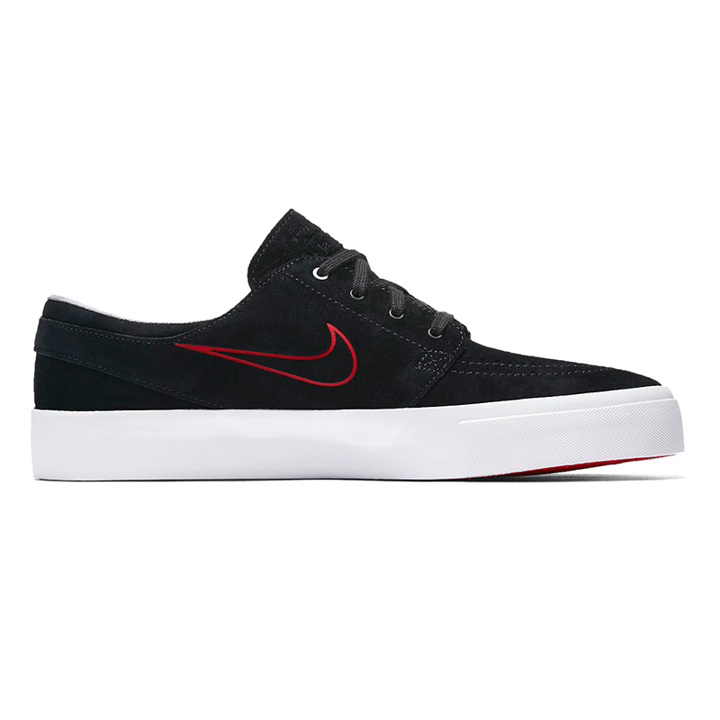 Nike SB Janoski Black/University Red/White