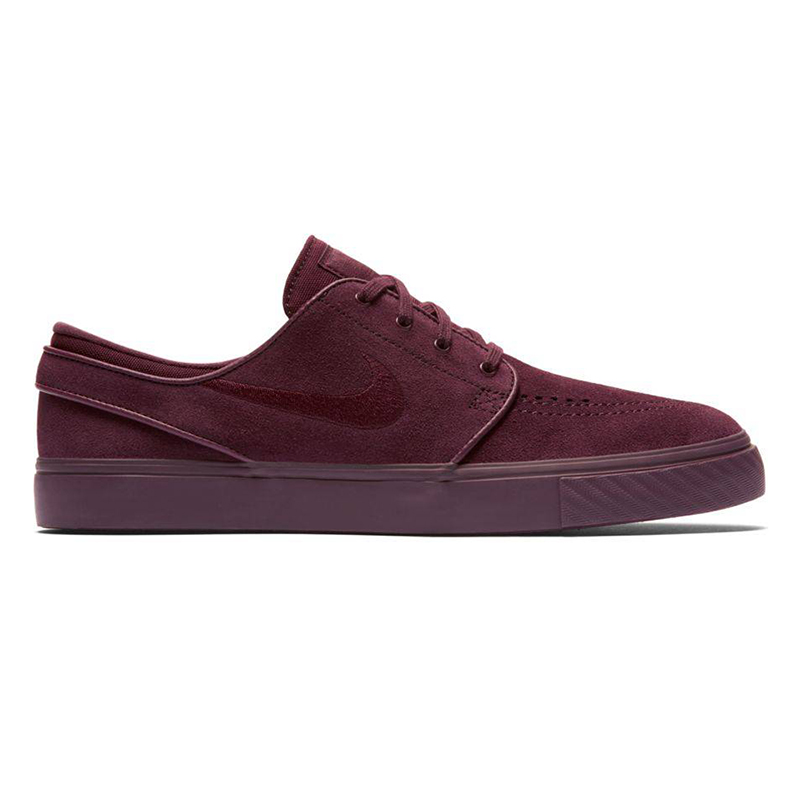Nike SB Janoski Burgundy Crush/Burgundy Crush