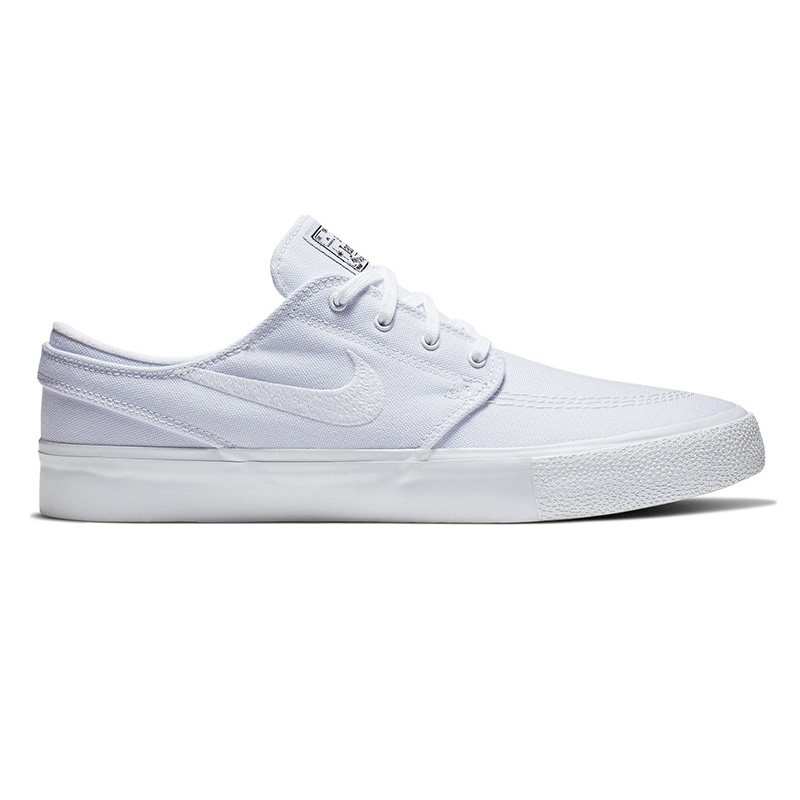 Nike SB Janoski Canvas Rm White/White/Gum Light Brown/Black