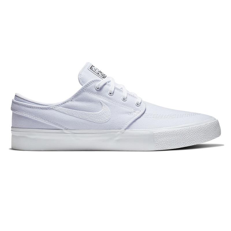 Nike SB Janoski Canvas Rm White/White/Gum Light Brown/Black