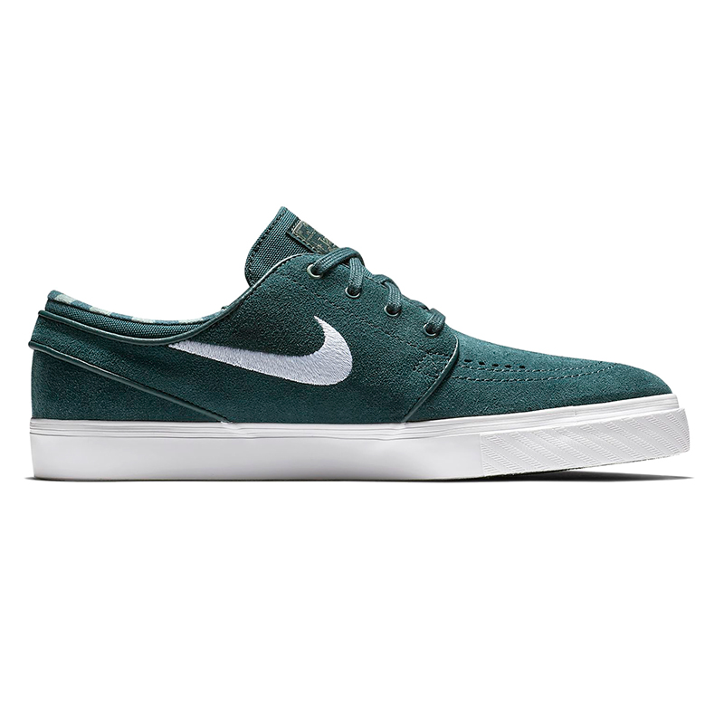 Nike SB Janoski Deep Jungle/White/Clay Green/White