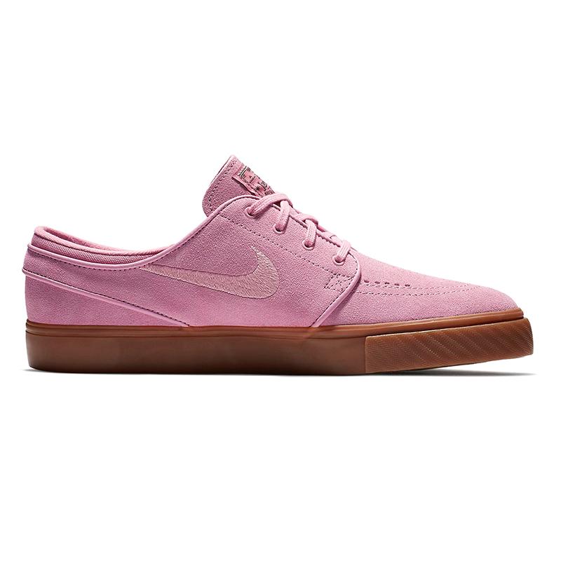Nike SB Janoski Elemental Pink/Elemental Pink/Sequoia