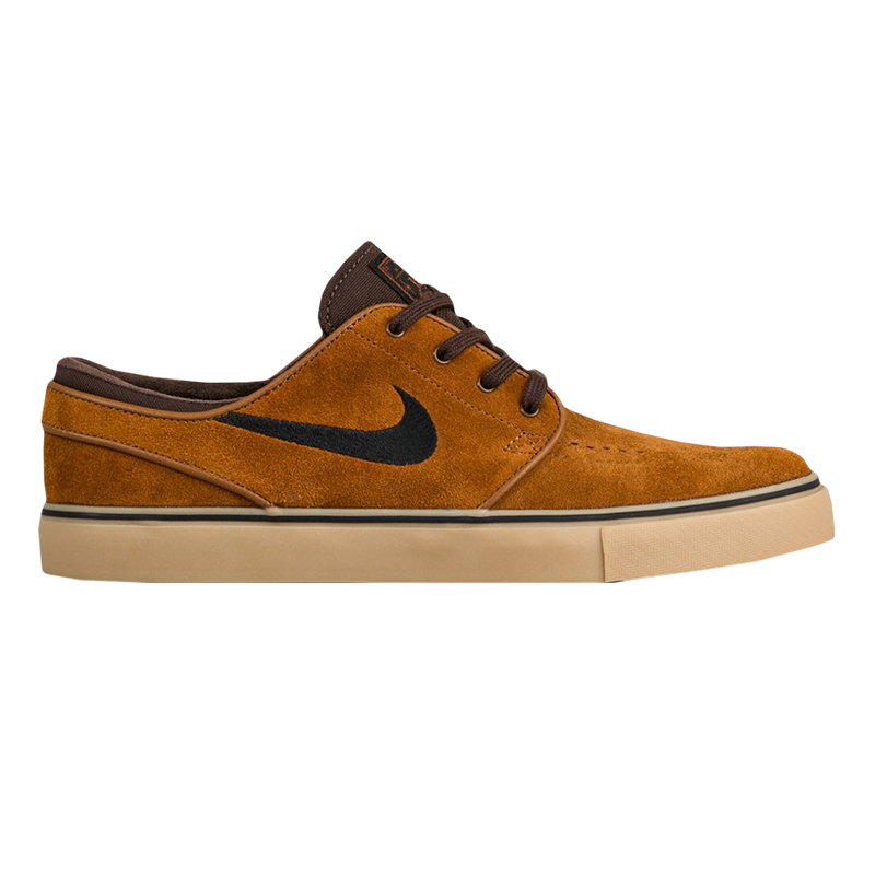 Nike SB Janoski Hazelnut/Black/Baroque Brown