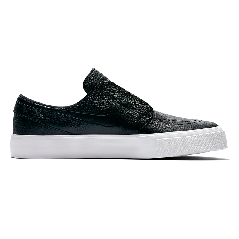 Nike SB Janoski Ht Slip On Black/Black/Gunsmoke/White