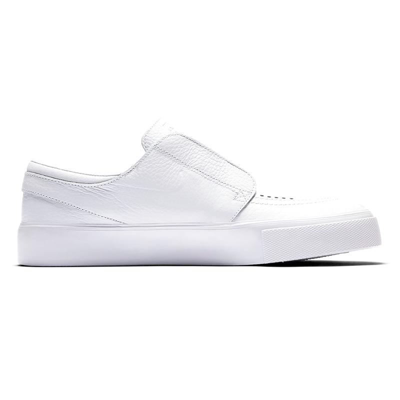 Nike SB Janoski Ht Slip On White/White/Black