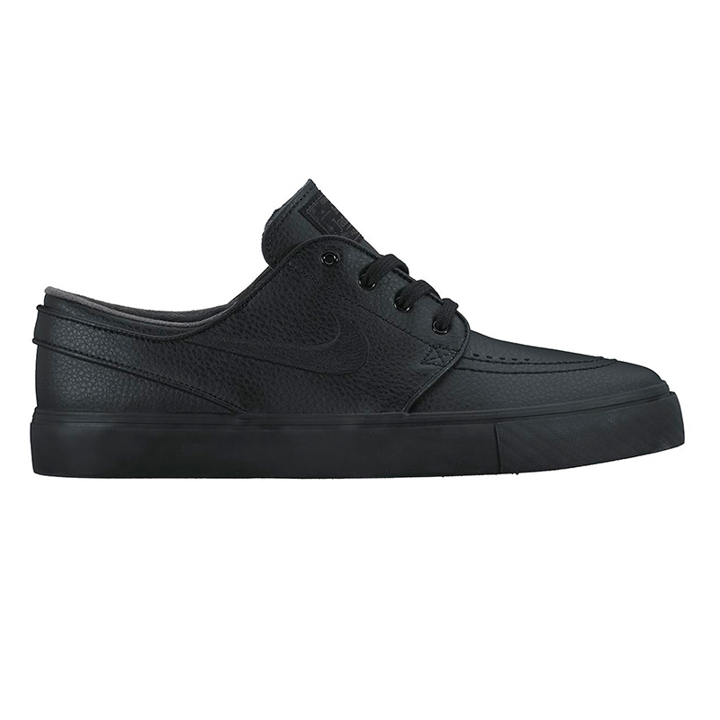 Nike SB Janoski Leather Black/Black Black Anthracite