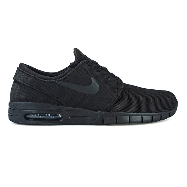 Nike SB Janoski Max Black/Black/Anthracite Black