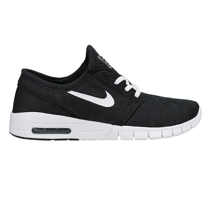 Nike SB Janoski Max Black/White