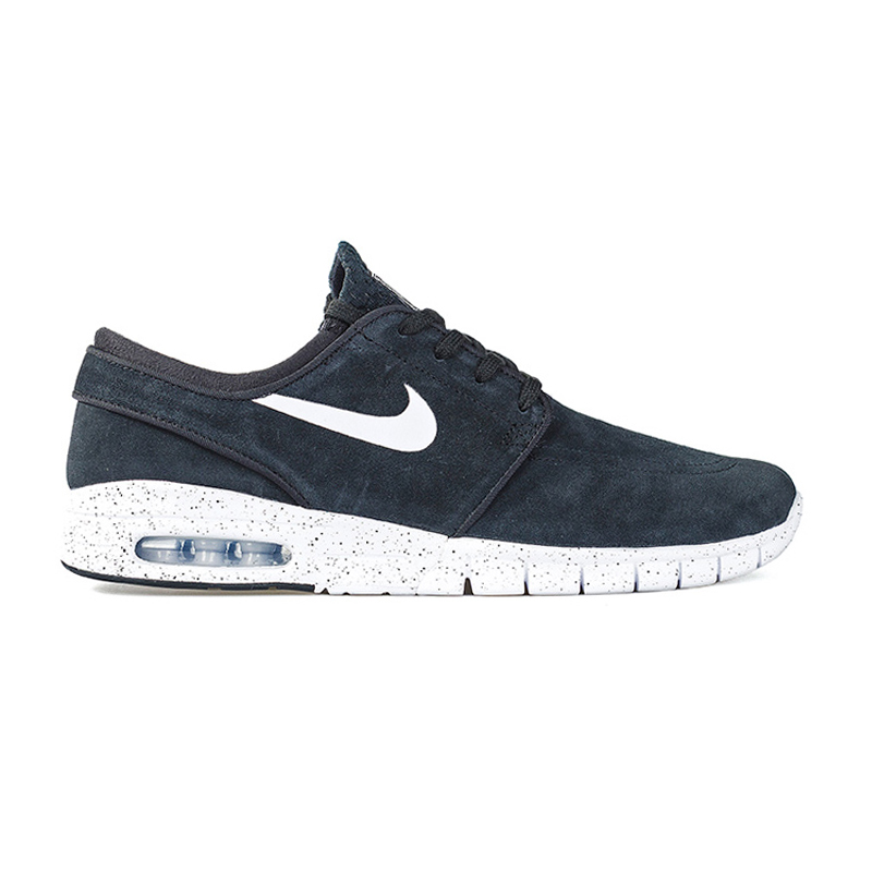 Nike SB Janoski Max Leather Black/White
