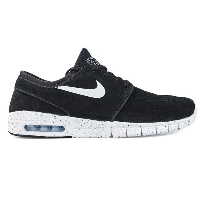 Nike SB Janoski Max Leather Black/White