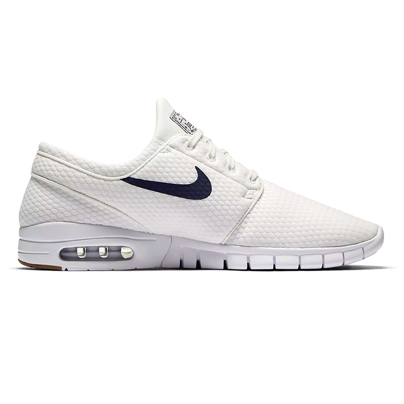 Nike SB Janoski Max Summit White/Thunder Blue Gum/Medium Brown