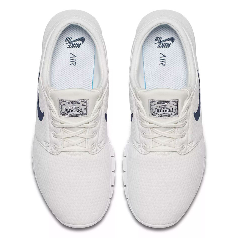 4bb954808103e3 Nike SB Janoski Max Summit White Thunde Mens US 9.5 - Eur 43 ...