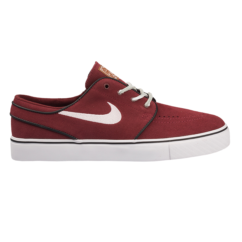 Nike SB Janoski Og Red Earth/White/Black/Gum Med Brown