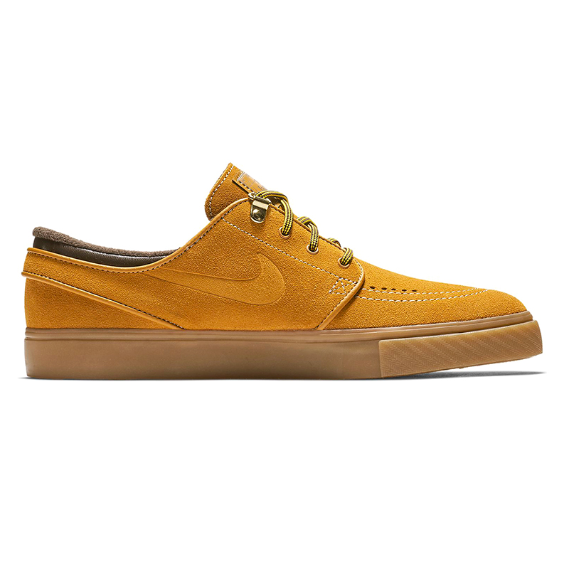 Nike SB Janoski Premium Bronze/Bronze/Gum Light Brown