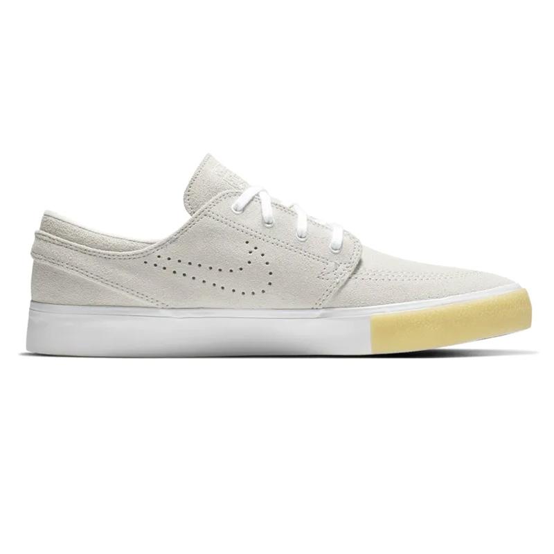 Nike SB Janoski RM SE White/White/Vast Grey/Gum Yellow