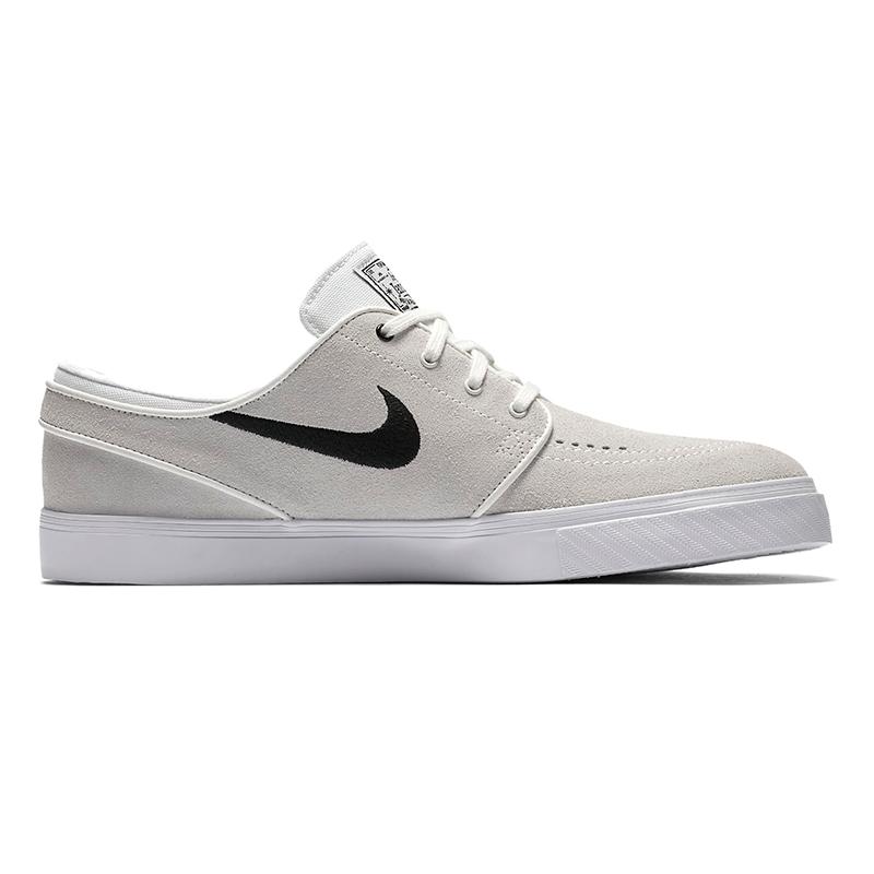 Nike SB Janoski Summit White/Black/White Pure Plantium
